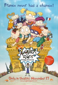 Rugrats in Paris: The Movie - Rugrats II poster