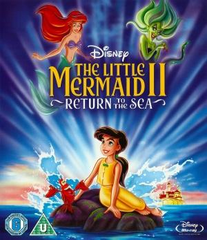The Little Mermaid II: Return to the Sea 2031x2348