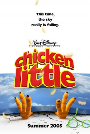 Chicken Little 675x1000