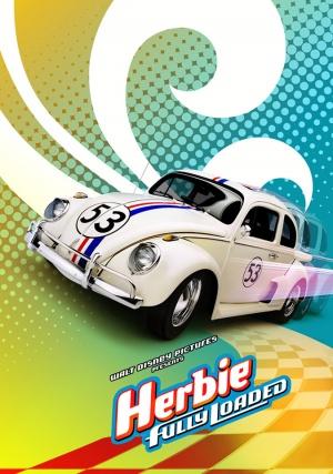Herbie Fully Loaded - Ein toller Käfer startet durch 675x960