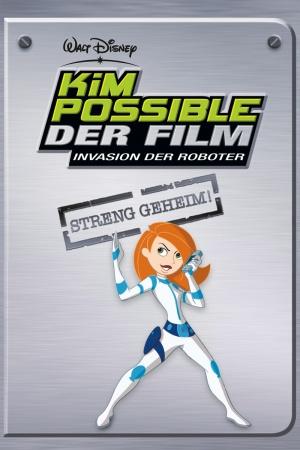 Kim Possible - Der Film: Invasion der Roboter 800x1200