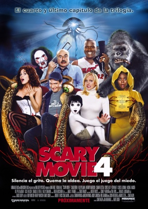 Scary Movie 4 3055x4303