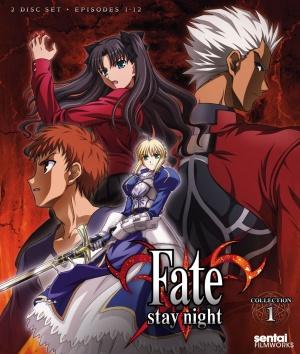 Fate/stay night 946x1116