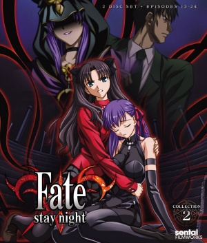 Fate/stay night 946x1114