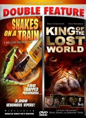 Snakes on a Train 367x500