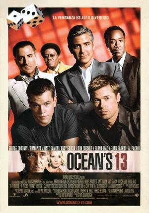 Ocean's Thirteen 3300x4720