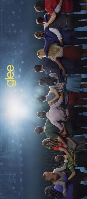 Glee 2192x5000