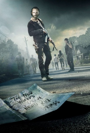 The Walking Dead 419x615