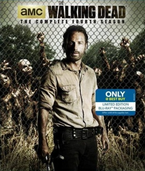 The Walking Dead 580x680