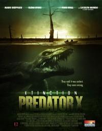 Alligator X poster