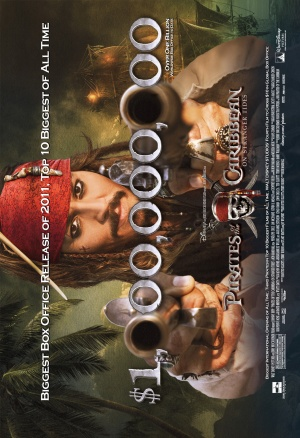 Pirates of the Caribbean: On Stranger Tides 2054x3000