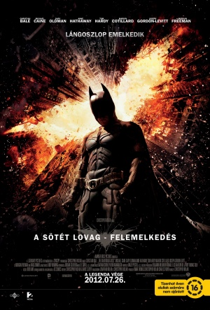Batman: El caballero de la noche asciende 1600x2363