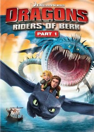 Dragons: Riders of Berk 1078x1519