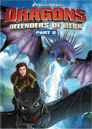 Dragons: Riders of Berk 691x975
