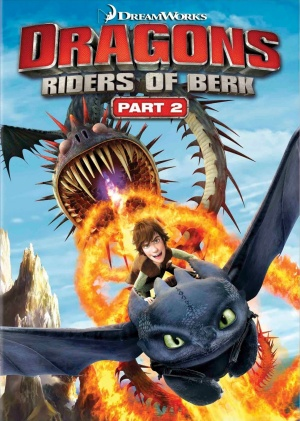 Dragons: Riders of Berk 1080x1517
