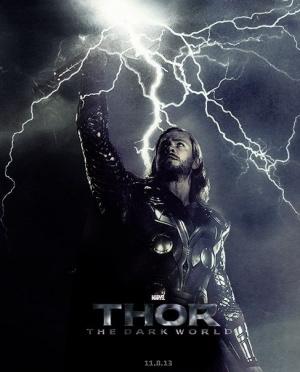 Thor: The Dark World 487x604