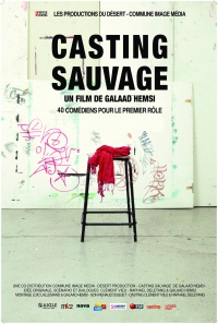 Casting sauvage poster