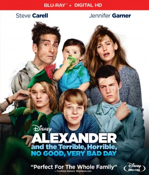 Alexander and the Terrible, Horrible, No Good, Very Bad Day 1508x1762