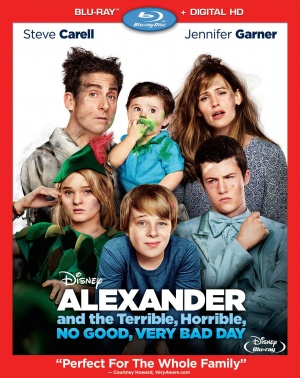 Alexander and the Terrible, Horrible, No Good, Very Bad Day 1604x2022