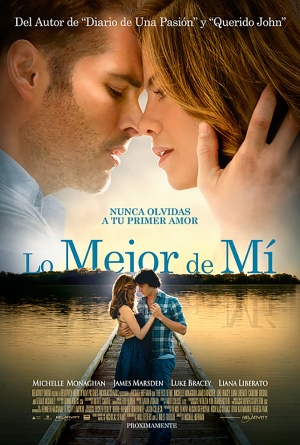 The Best of Me 674x1000