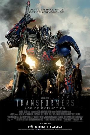 Transformers: La era de la extinción 500x750