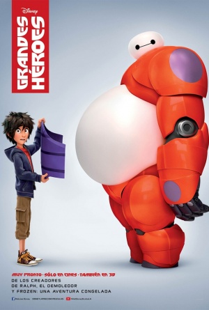 Big Hero 6 674x1000