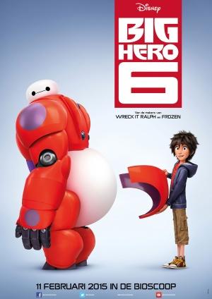 Big Hero 6 1132x1600