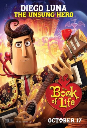 The Book of Life 702x1024