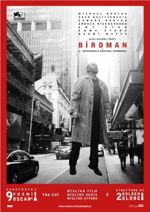 Birdman oder (Die unverhoffte Macht der Ahnungslosigkeit) 1022x1447