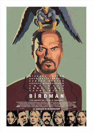 Birdman oder (Die unverhoffte Macht der Ahnungslosigkeit) 2756x3938