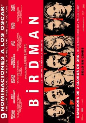 Birdman oder (Die unverhoffte Macht der Ahnungslosigkeit) 697x1000