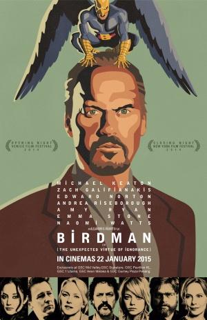 Birdman oder (Die unverhoffte Macht der Ahnungslosigkeit) 1941x3000
