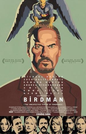 Birdman oder (Die unverhoffte Macht der Ahnungslosigkeit) 1033x1600