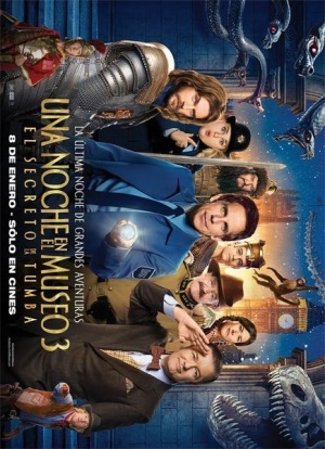 Night at the Museum: Secret of the Tomb 435x600