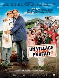 Un village presque parfait poster