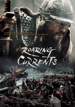 The Admiral - Roaring Currents 700x998