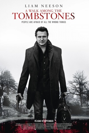A Walk Among the Tombstones 1000x1500