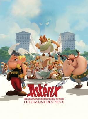 Asterix im Land der Götter 2162x2923