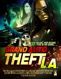 Grand Auto Theft: L.A. poster