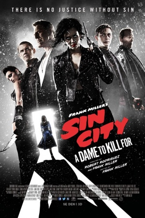 Sin City: A Dame to Kill For 500x750