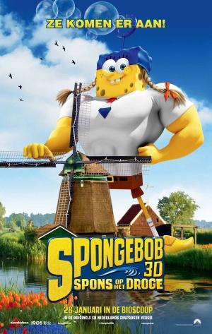 The SpongeBob Movie: Sponge Out of Water 1299x2048