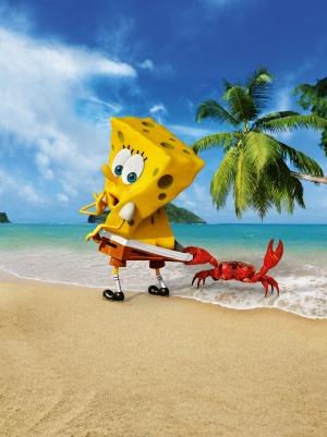 The SpongeBob Movie: Sponge Out of Water 3738x5000