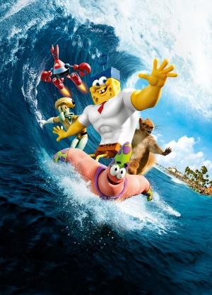 The SpongeBob Movie: Sponge Out of Water 3600x5000