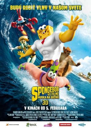The SpongeBob Movie: Sponge Out of Water 1754x2480