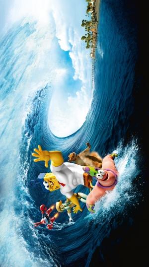 The SpongeBob Movie: Sponge Out of Water 2788x5000
