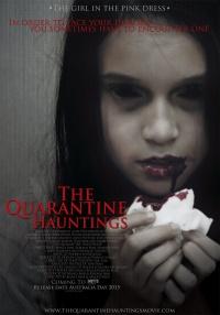 The Quarantine Hauntings poster