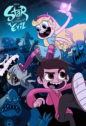 Star vs. the Forces of Evil 900x1321