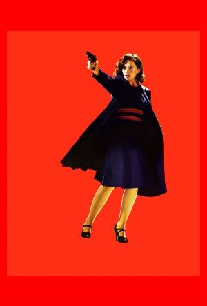 Agent Carter 3375x5000