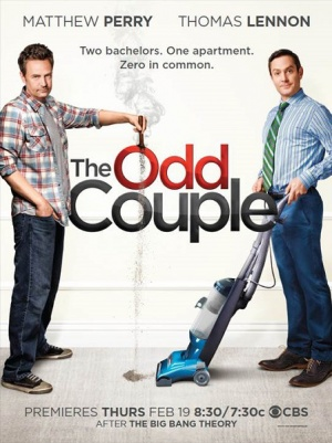 The Odd Couple 449x600