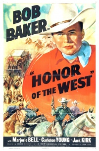 Honor of the West poster